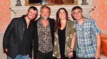 A very special evening with Anders Osborne and Luther Dickinson (photos)