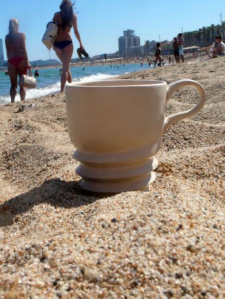 Screw mug