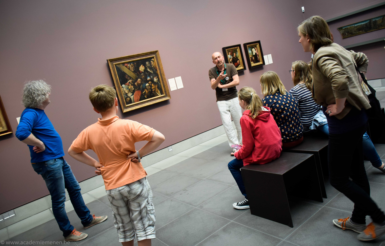 Bezoek musea - MSK Gent