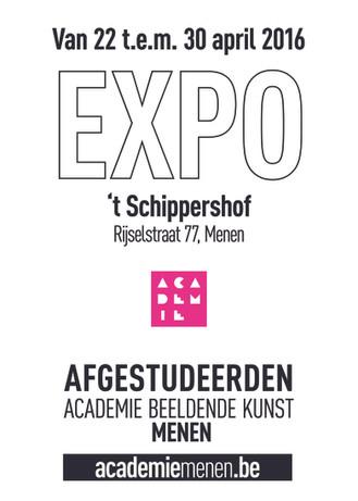 EXPO afgestudeerden 14|15