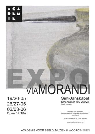 viaMORANDI | XPO Wervik 18/05-03/06