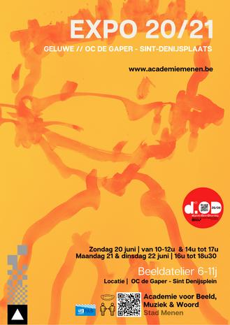 EXPO | Geluwe // OC de Gaper (Beeldatelier 6-11j)