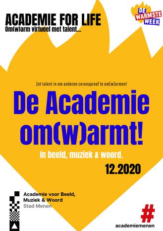 De Academie Om(w)armt!