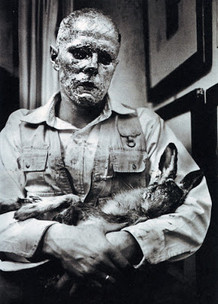 joseph beuys, how to explain pictures to
