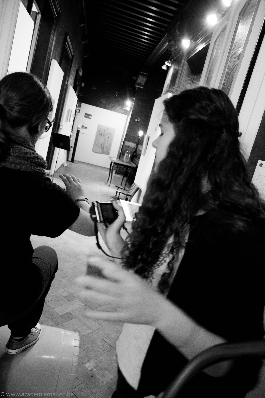 Workshop met cineast Koen Moerman