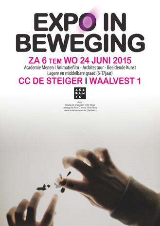 EXPO in BEWEGING |  Opening op 5 juni om 18u30