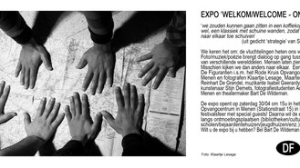 EXPO FOTOGRAFIE 'WELKOM/WELCOME - ON TOUR'