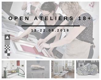 OPEN ATELIERS 18+