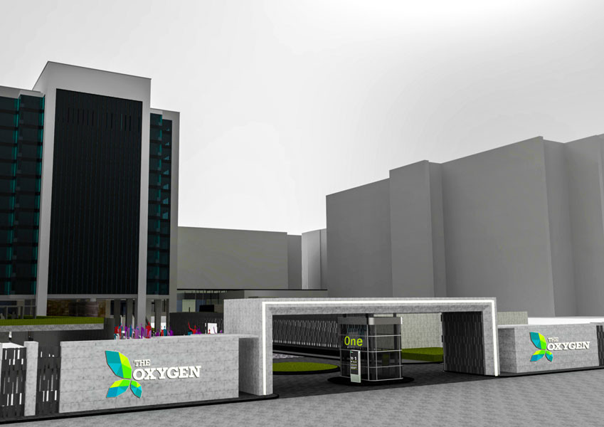 Oxygen Business Park