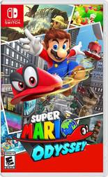 Super Mario Odyseey UPDATE 1.7