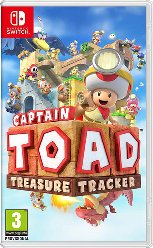 Captain Toad Treasure Tracker UPDATE 1.3
