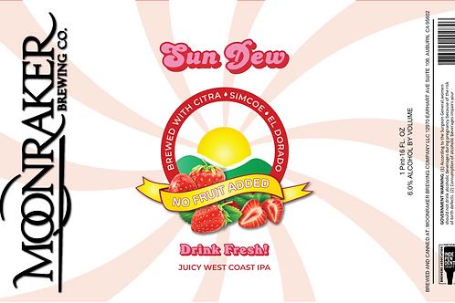Sun Dew - 4 Pack
