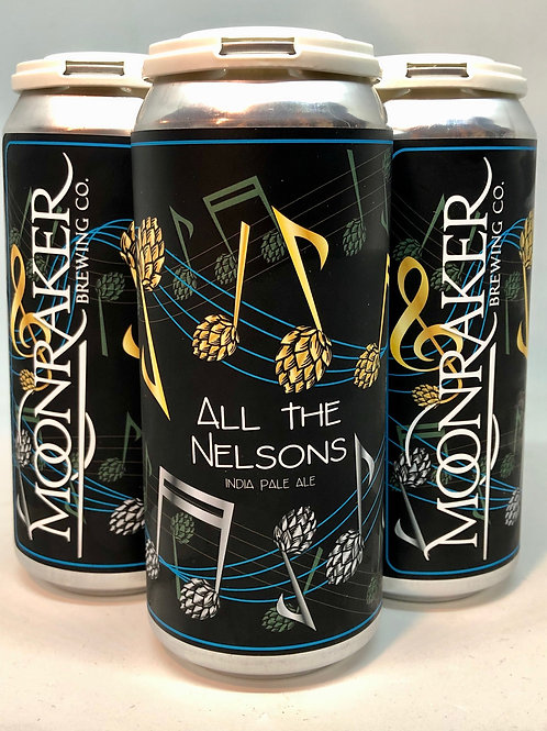 All the Nelsons- 4 Pack