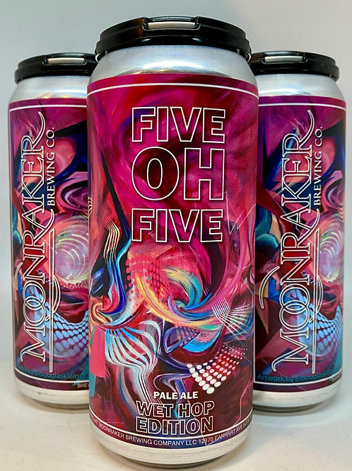 Five Oh Five wet hop - 4 Pack