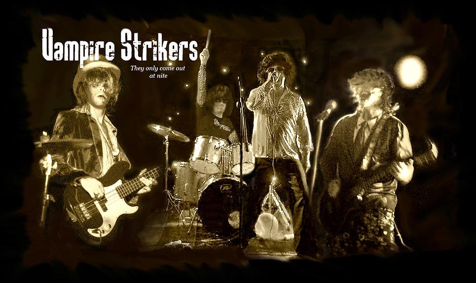 Vampire Strikers, Big tone, Wide Flan, Reckless, Mich Nutz