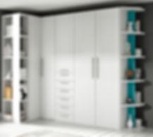 closet cali | Cali | Closet moderno Diseño Superior