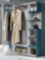 Closet Cali | armario | Closet modernos Diseño Superior