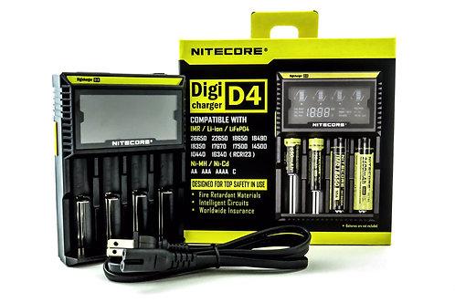 Зарядное устройство NITECORE Digi D4