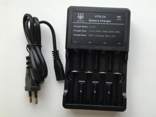 Зарядное устройство  VTG-С4