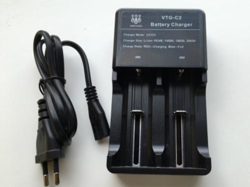 Зарядное устройство  VTG-С2