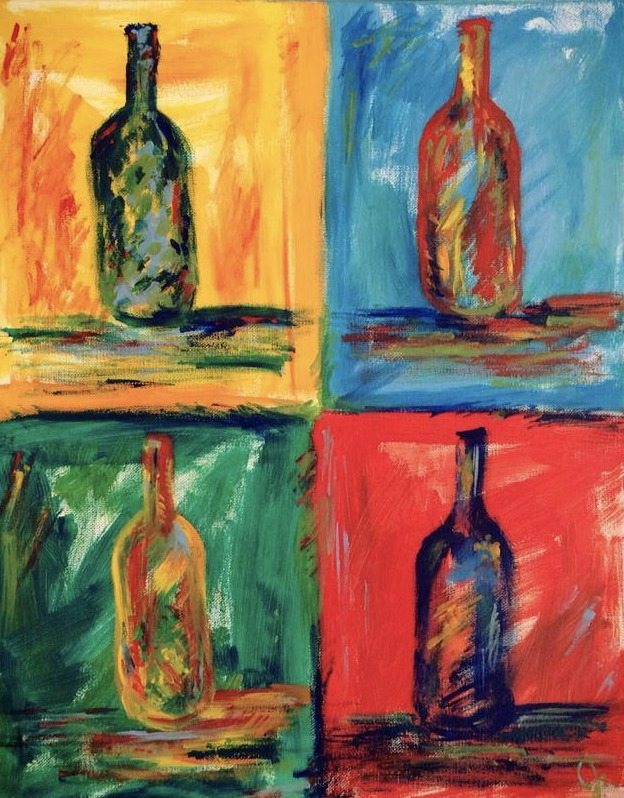 """Glass Bottles"""