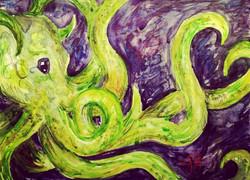 """""""Green Octopie"""""""
