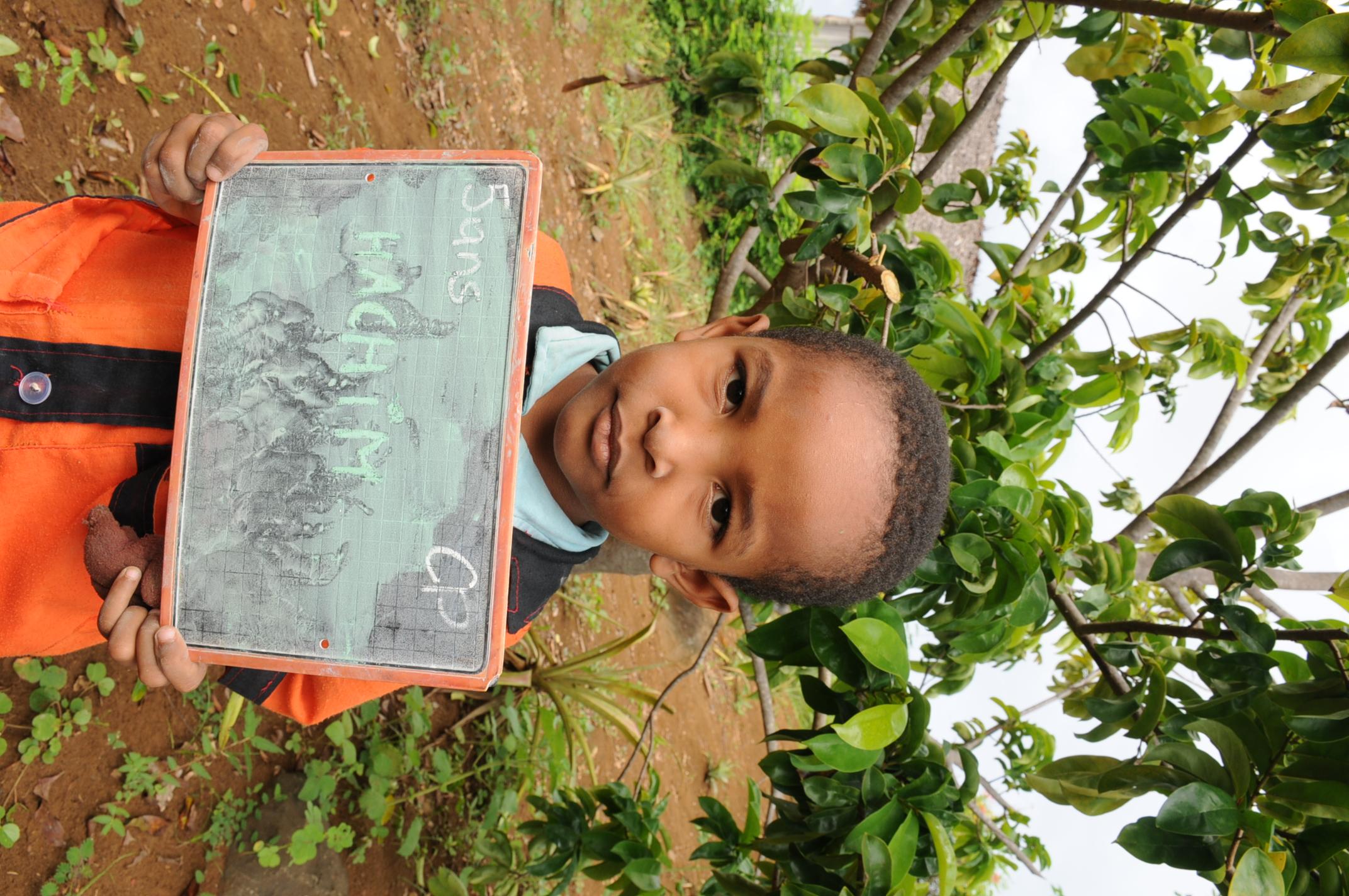 école communautaire Madagascar