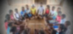Ecole Utopiks Loustiks, Andilana, Nosy Be, Madagascar. La classe en 2013