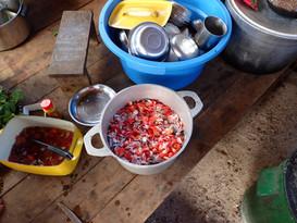 Rougail de tomates