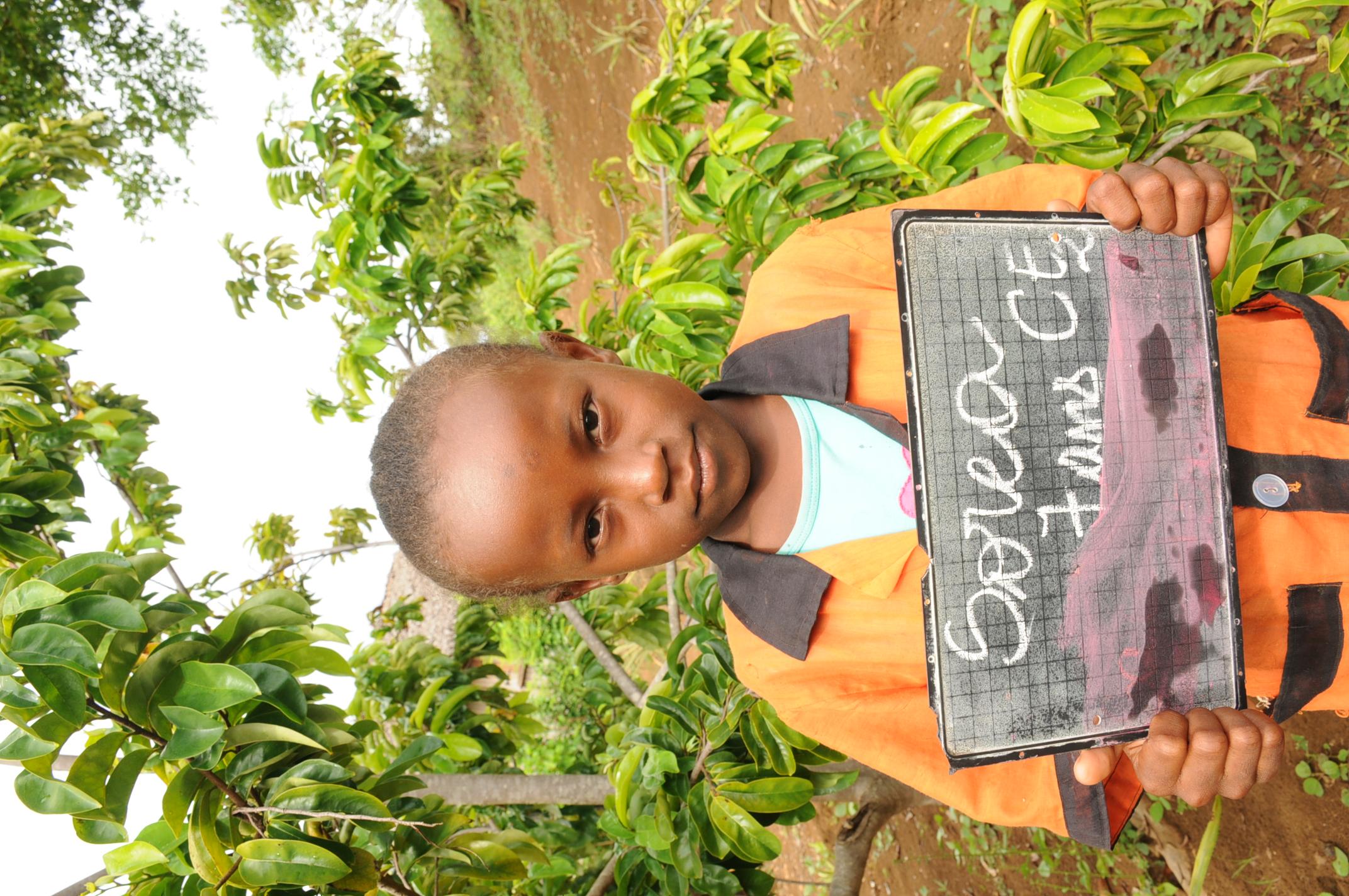 une école, un avenir