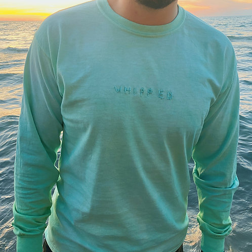 "Ombre Aqua Unisex ""Whipped"" Shirt"