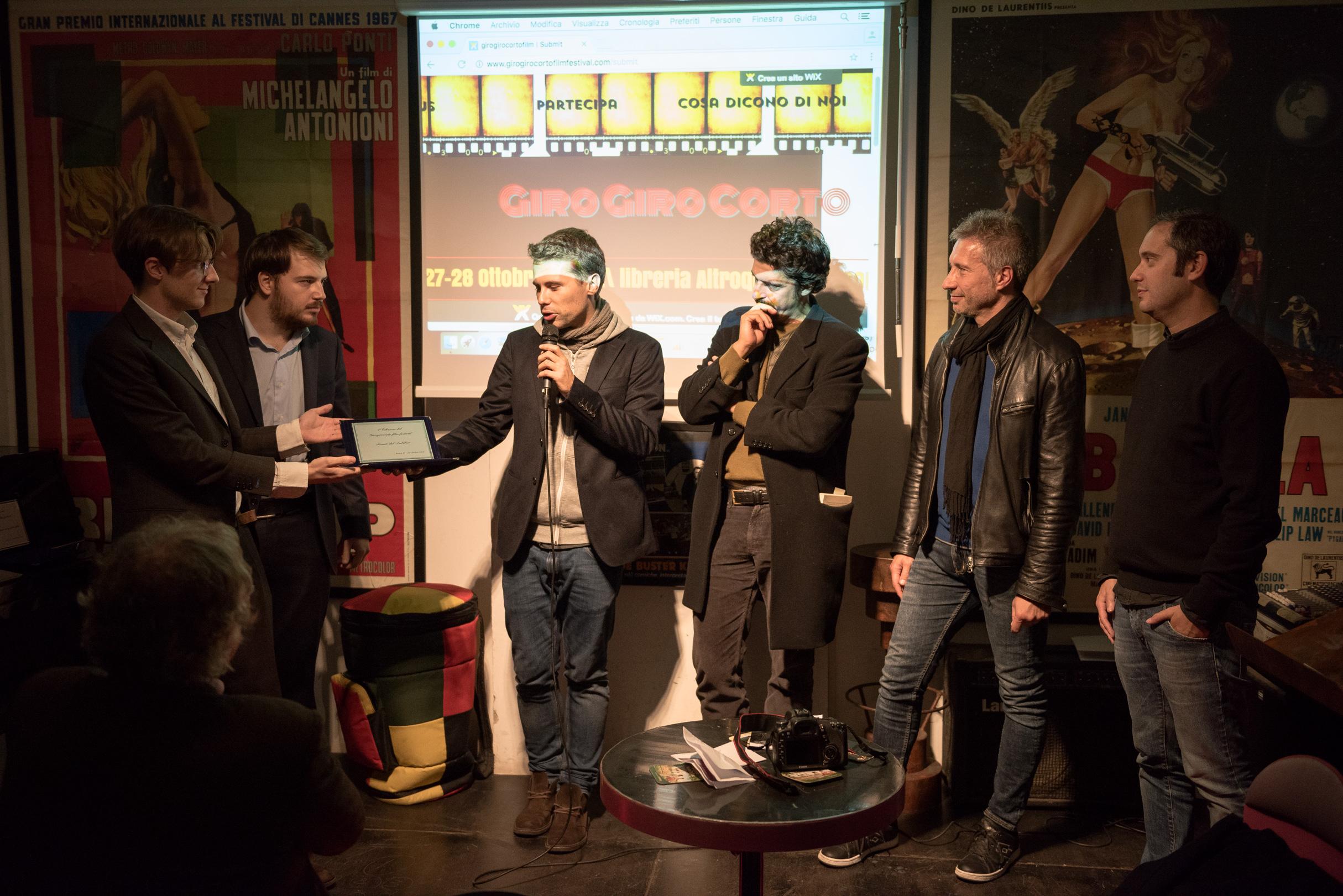 """Premio del Pubblico """"Laisse-Moi"""""""