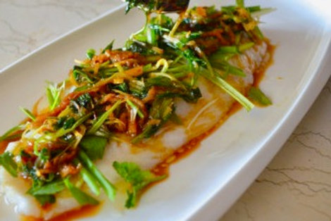 Steamed Fish-Traditional Style(古法蒸)