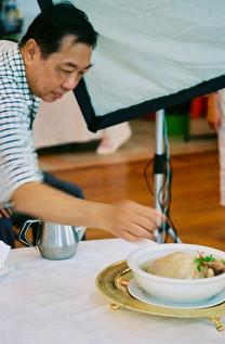 Master Chef at Work