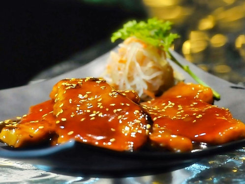 Kyoto Pork Ribs (京都排骨)