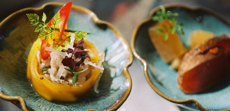 Mango Salad - Red Chember Banquet