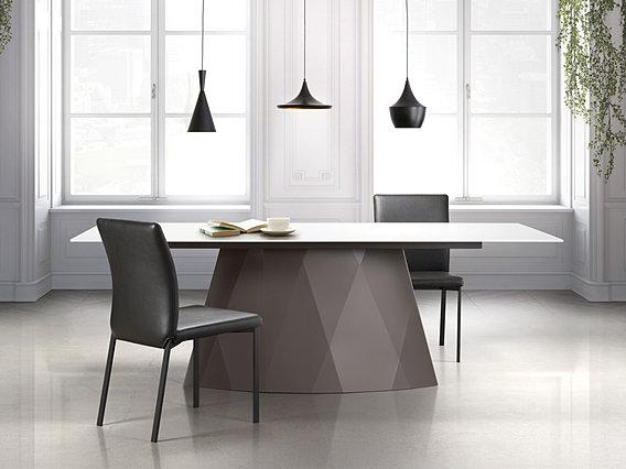 ... Diamond Table With Mancini Chairs