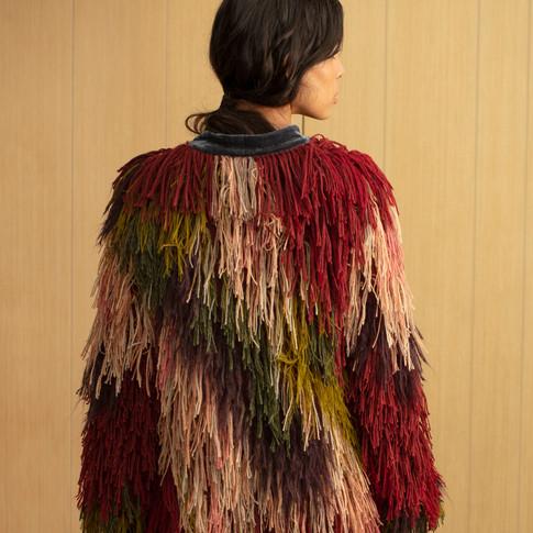 CARDINAL ichu jacket AP/FW20