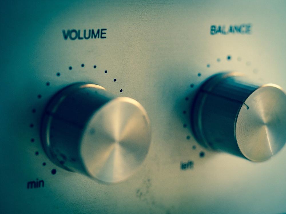Niveau sonore