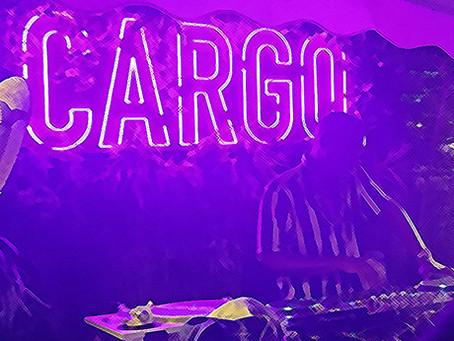 Fréquence Industrie, la sono du Cargo.