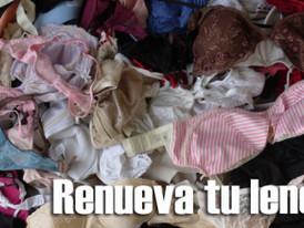¿Porque debo renovar su ropa íntima?