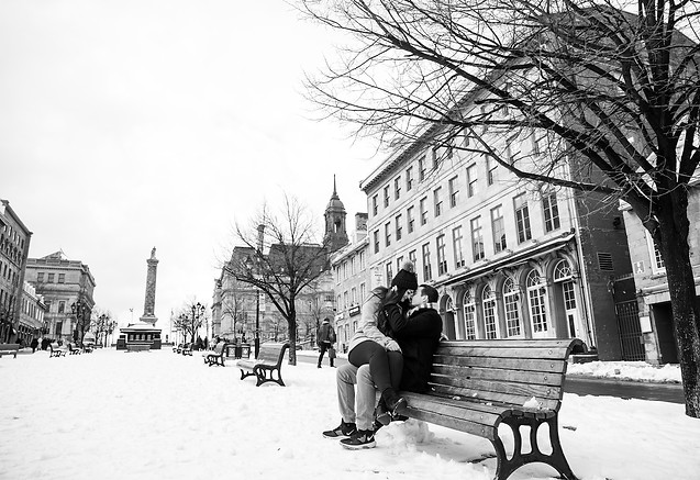 Photo Session Old Montreal