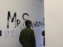 Mr Sandman Exhibition _cratespacemargate