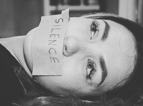 The word silence can be interpreted in m