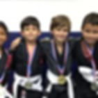 bjj competition fo kids