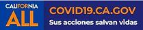 Logotipo de respuesta COVID-19 del estado de California