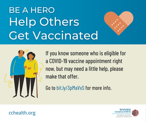 Help Others Get Vaccinated