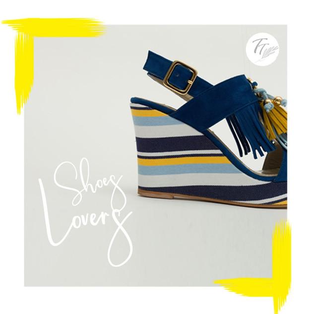 Fotos creativas de calzado para redes so