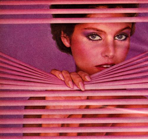 L'Oréal, Glamour magazine, Marzo 1980.