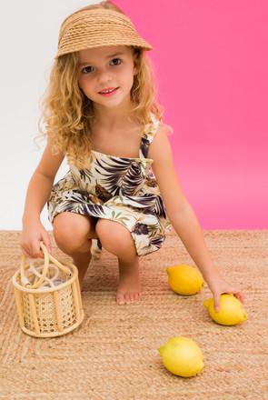 Fotografia de moda infantil